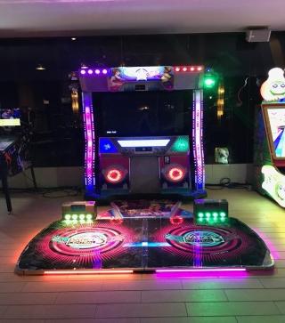 Dance Central Arcade Rental Singapore