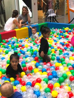Giant Ball Pit