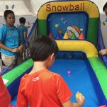 Inflatable Game Rental Singapore