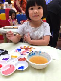 Kids Canvas Painting Singapore