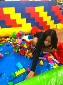 Mega Bricks Playground Rental