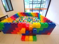 Rainbow Ball Pit Rental Singapore