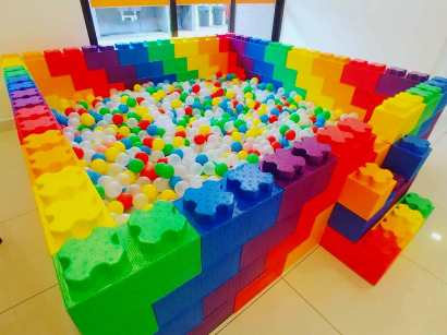 Rainbow Ball Pit Singapore
