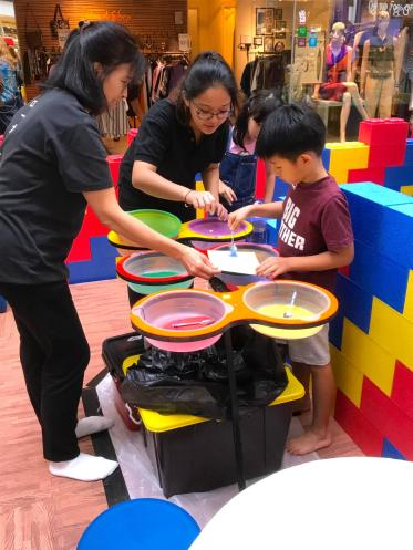 Sand Art Singapore for Rent