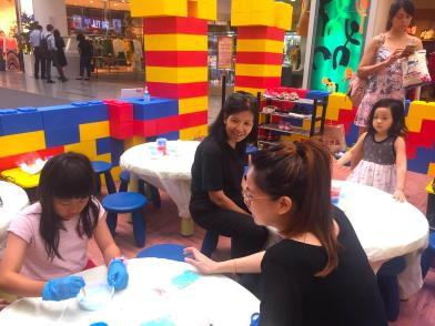 Slime Workshop for Party Singapore