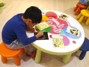 Art and Craft Activity Singapore