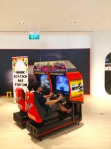 Daytona for Rent Singapore