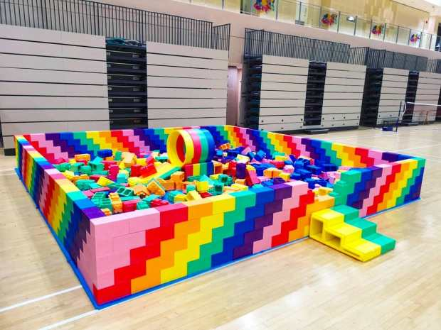 Lego Playground Rental