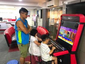 Video Arcade Rental Singapore