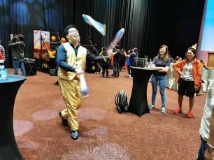 Roving Juggler Singapore