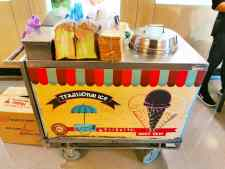 Traditional Ice Cream Cart Singapore