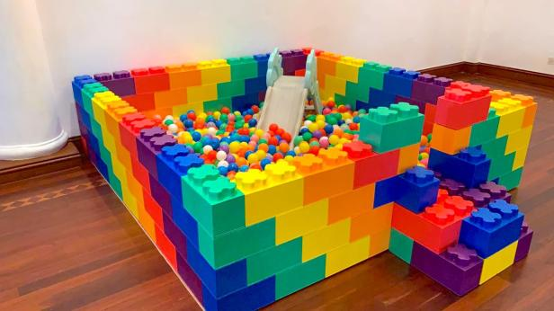 Lego Ball Pit for Rent