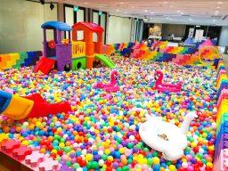 Gaint Ball Pit Playground
