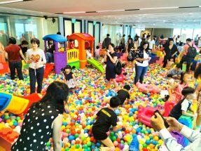Giant Playground Rental