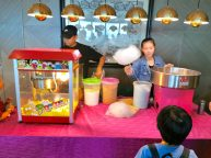 Popcorn and Candy Floss Rental