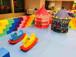 toddler play area for hire