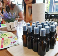 DIY Hand Sanitiser Workshop