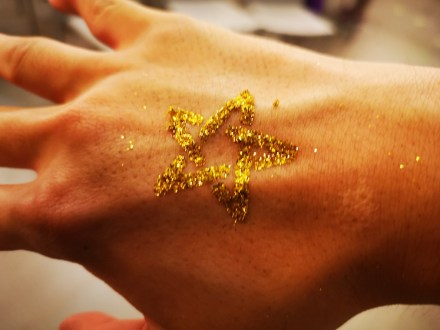 Glitter Tattoo for Hire Singapore