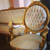 Fancy Furniture | Tulsa Wedding and Event Rentals