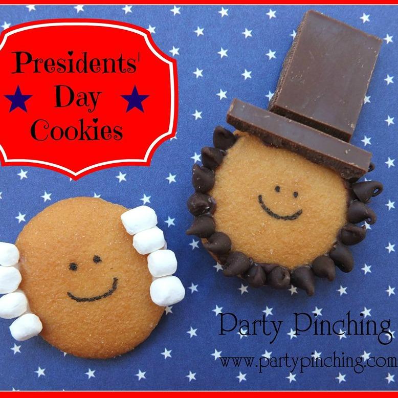Presidents Day Cookies Craft Ideas George Washington