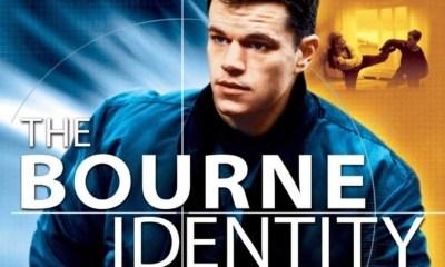 The Bourne Identity drukspil