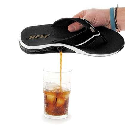 Flask Sandaler