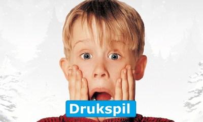 Home Alone Drukspil