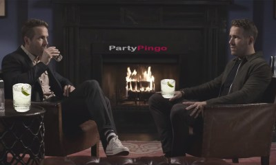 Ryan Reynolds Gin Interview 1