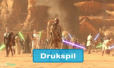 Star Wars – Attack of the Clones Drukspil
