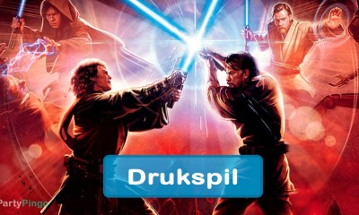 Star Wars – Revenge of the Sith Drukspil