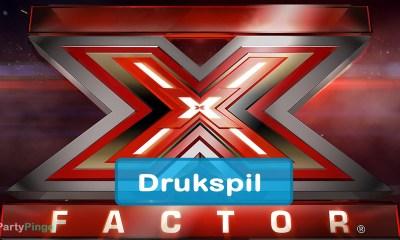 X Factor Drukspil