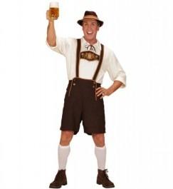 Oktoberfest kostume: Hansi