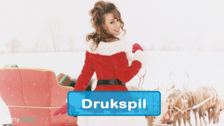Mariah Carey - All I Want for Christmas Is You Drukspil