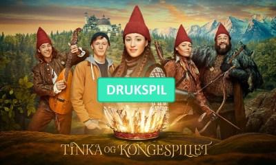 Tinka og Kongespillet Drukspil