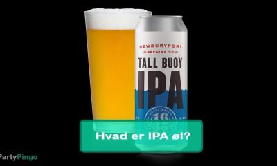 Hvad er IPA øl
