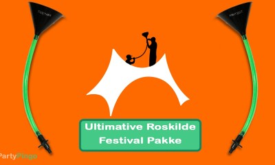 Ultimative Roskilde Festivals Starter Pakke