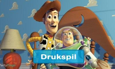 Toy Story Drukspil
