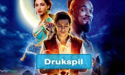 Aladdin Live Action Drukspil