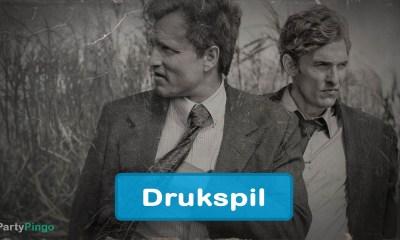 True Detective Drukspil