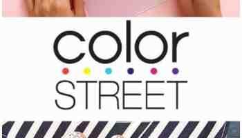 Color Street Review Giveaway Party Plan Divas
