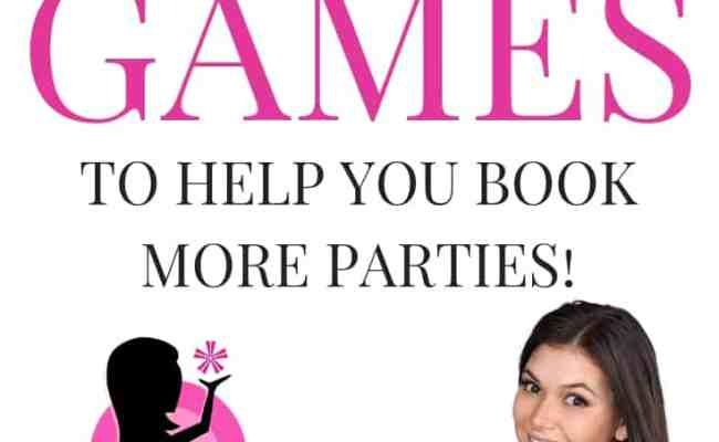 Direct Sales Games To Book Parties Party Plan Divas