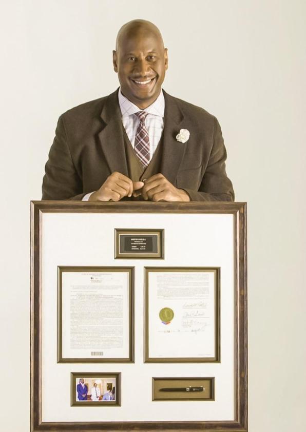 North Carolina Signed Law
