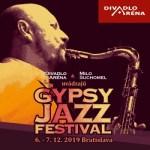 Mikulášska nádielka hudby na Gypsy Jazz Festivale