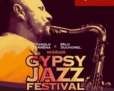 Gypsy Jazz Festival po prvý raz vo svojej histórii potrvá dva dni