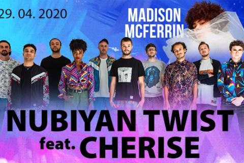 Mladí a megatalentovaní – na jarné jazzáky prídu aj Nubiyan Twist a Madison McFerrin