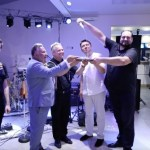 Debutový album kapely Good Road pokrstil dirigent Adrian Kokoš a operný spevák Roman Krško