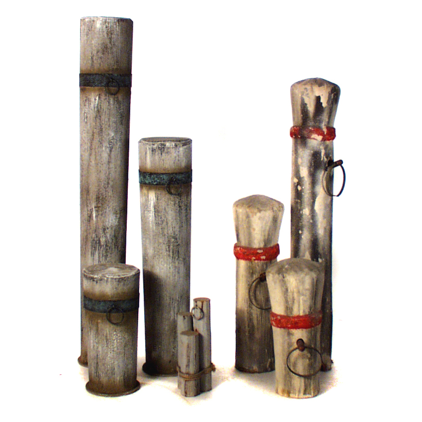 Triple Dock Posts The Prop Shop