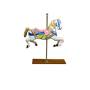 Small Carousel Horse The Prop Shop