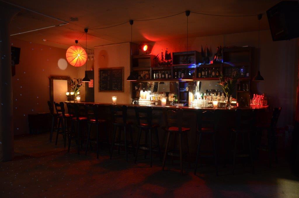 Club in Kreuzberg zum Mieten  Bergmannkiez  Location