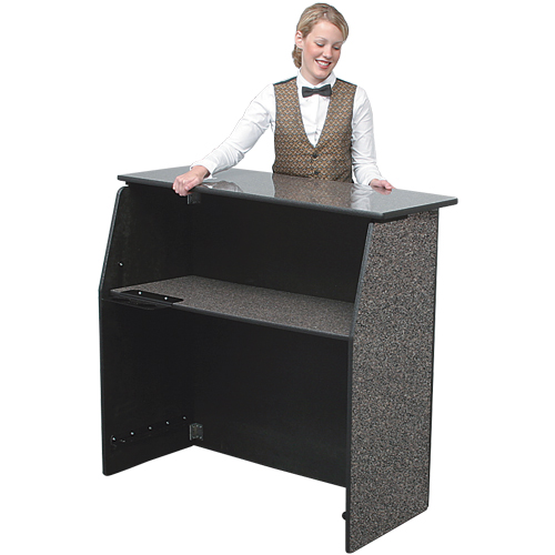 chair covers rental cleveland ohio christmas armchair 4' portable bar - party safari tent &